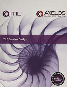 ITIL Service Design 2011 Edition, 2/e (Paperback)-cover