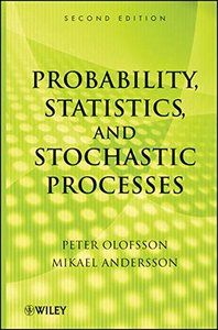Probability, Statistics, and Stochastic Processes, 2/e (Hardcover)-cover