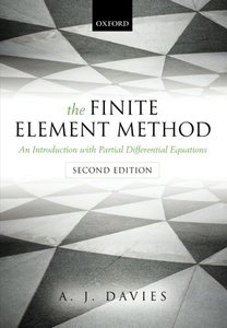 The Finite Element Method: An Introduction with Partial Differential Equations, 2/e (Paperback)-cover