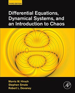 Differential Equations , Dynamical Systems , and an Introduction to Chaos, 3/e (Hardcover)-cover