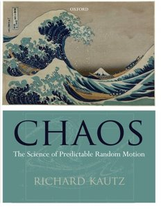 Chaos : The Science of Predictable Random Motion (Paperback)-cover
