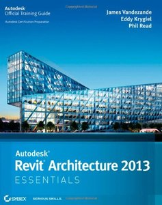 Autodesk Revit Architecture 2013 Essentials (Paperback)-cover