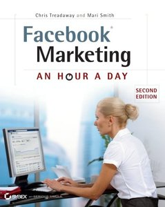 Facebook Marketing: An Hour a Day, 2/e (Paperback)-cover