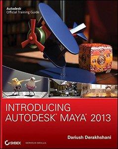 Introducing Autodesk Maya 2013 (Paperback)-cover