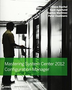 Mastering System Center 2012 Configuration Manager (Paperback)-cover