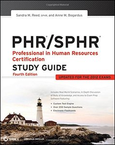 PHR / SPHR: Professional in Human Resources Certification Study Guide, 4/e (Paperback)-cover