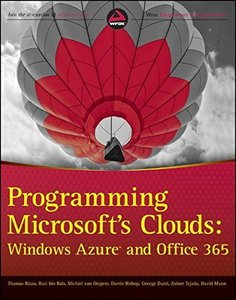 Programming Microsoft's Clouds: Windows Azure and Office 365 (Paperback)-cover