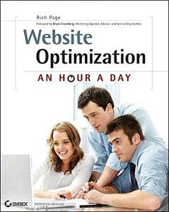 Website Optimization: An Hour a Day (Paperback)-cover