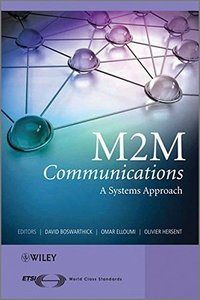 M2M Communications: A Systems Approach (Hardcover)-cover