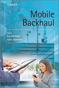 Mobile Backhaul (Hardcover)-cover