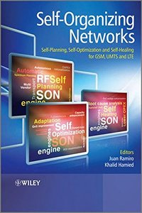 Self-Organizing Networks (SON): Self-Planning, Self-Optimization and Self-Healing for GSM, UMTS and LTE (Hardcover)-cover