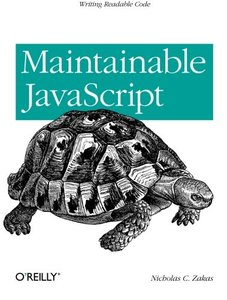 Maintainable JavaScript (Paperback)-cover