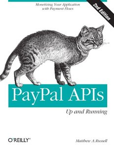 PayPal APIs: Up and Running, 2/e (Paperback)