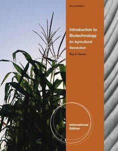 Introduction to Biotechnology : An Agricultural Revolution, 2/e (IE-Paperback)-cover