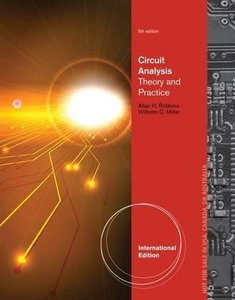 Circuit Analysis: Theory and Practice, 5/e (IE-Paperback)-cover