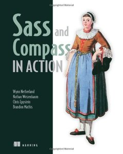 Sass and Compass in Action (Paperback)-cover