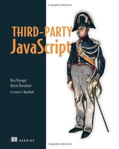 Third-Party JavaScript (Paperback)-cover