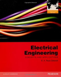 Electrical Engineering : Concepts and Applications (IE-Paperback)-cover