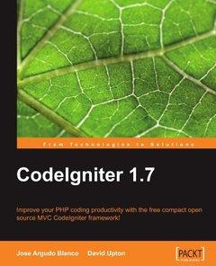 CodeIgniter 1.7 (Paperback)
