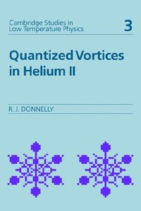 Quantized Vortices in Helium II (v. 3) (Paperback)