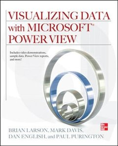 Visualizing Data with Microsoft Power View (Paperback)-cover