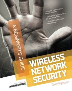 Wireless Network Security A Beginner's Guide (Paperback)-cover