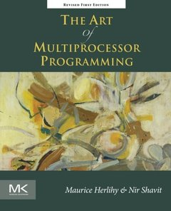 The Art of Multiprocessor Programming, Revised Reprint (Paperback)-cover