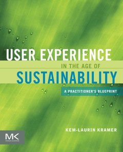User Experience in the Age of Sustainability: A Practitioner's Blueprint (Paperback)-cover