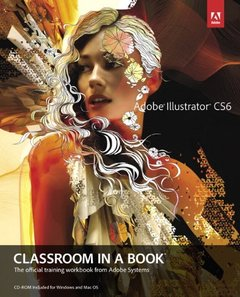 Adobe Illustrator CS6 Classroom in a Book (Paperback)-cover