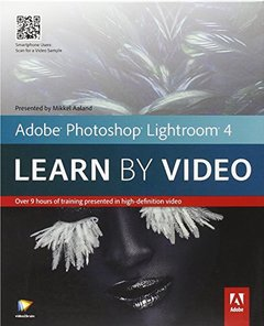 Adobe Photoshop Lightroom 4: Learn by Video (DVD-ROM)-cover