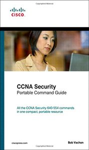 CCNA Security (640-554) Portable Command Guide (Paperback)-cover
