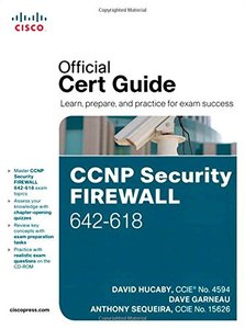 CCNP Security FIREWALL 642-618 Official Cert Guide (Hardcover)-cover