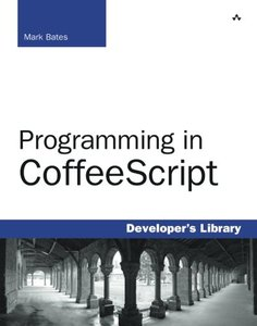Programming in CoffeeScript (Paperback)-cover