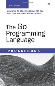 The Go Programming Language Phrasebook (Paperback)-cover