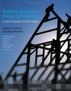 Building Successful Online Communities: Evidence-Based Social Design (Hardcover)-cover
