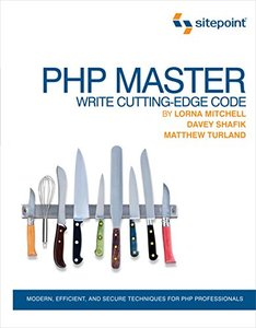 PHP Master: Write Cutting Edge Code (Paperback)-cover