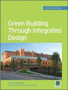 Green Building Through Integrated Design (Hardcover)-cover