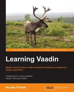 Learning Vaadin (Paperback)-cover
