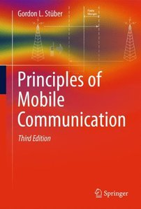 Principles of Mobile Communication, 3/e (Hardcover)-cover