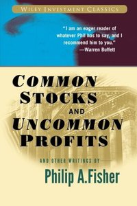 Common Stocks and Uncommon Profits and Other Writings, 2/e (Paperback)-cover