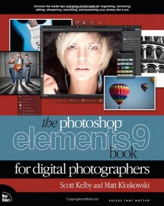 The Photoshop Elements 9 Book for Digital Photographers (Voices That Matter)-cover