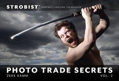 Strobist Photo Trade Secrets, Volume 2: Portrait Lighting Techniques (One-Off)-cover