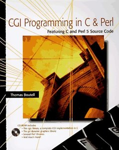 CGI Programming in C and Perl (Paperback)-cover