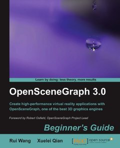OpenSceneGraph 3.0: Beginner's Guide (Paperback)-cover