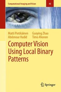 Computer Vision Using Local Binary Patterns (Hardcover)-cover