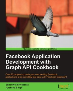 Facebook Application Development with Graph API Cookbook-cover