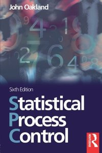 Statistical Process Control, 6/e (Paperback)-cover