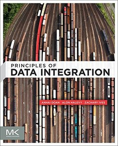Principles of Data Integration (Hardcover)-cover