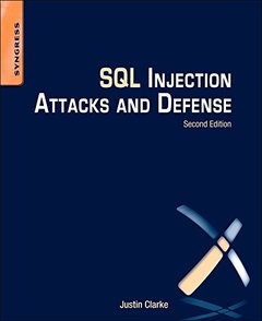 SQL Injection Attacks and Defense, 2/e (Paperback)-cover