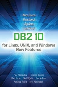 IBM DB2 Version 10 (Paperback)-cover
